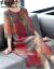 幸福小口ジゼルワピンピス女性2019夏NEWビレッズ女装ワンピススお母さんが洋风プロの中のロングース2 XL