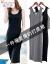 モー万丹黒のベストワンピース女性2019春服NEW女性服春秋夏中ロングの袖なしガーター底のスカートYSME 539黒S