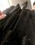 〓桐ワンピース女性サスペンダー2019春夏NEW女性服亮丝女史ワンピースの中には、韓国版のファッション的でゆったりした女性のスカートローリングスカウト肩黒Mがあります。