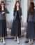 韓採西2019春の新品で、仙女のスカート2点セットのスタイルが垢抜けています。フランスのビビアンスーツの女性1647枚の色XL(110-120斤を提案します。)
