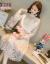 NRCCワンピース女性レース2019春NEW韓国版タイトカワ風に透かしA字で冬のボトムスカートを穿きます。