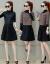 歌に女装ワンピース2019春服NEW韓国版女装ビッグサイズファッションスーツ女性ジョウゼルのセクシーレースのスカートの服。