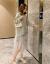 袁素ジゼルワルピス女性スッツカート2019春夏NEW Tシャッツボム+中长目のサスペンダストストスト女性ワンピス韩国版2点セクシュアリングス