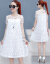 チョウゼル女子2019夏新作女装优雅フルージュン韩国版タイ顕痩纱ネルネルの中でローリングリングNEWアウト女性