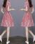 服初月の女装ワンピス2019春服NEW女性韓国版フューシ女性チョウジ女性チョウジゼー女性チョウジ画像色M