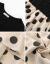 KLS wanピス2019春夏天女スウトの偽の2つの丸のポイトン半袖Tシャツシャッワのワンピスの高腰はやせられる百塔のカジを提案します。