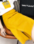 莱倪晟納長袖レースワンピース女性服2019春NEW韓国版ゆったり二点セットの中でローングスカート上質版XL【おすすめ125-135斤】
