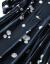 慕荷のシルクのクレープの春スタイルの女装2019.雰囲気がゆったしている高腰雪花女史プロピコ糸の中のログゼのトが青いMを隠します。