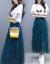 ワンピースの女性2019夏の新商品の女装が優雅でファッション的です。韓国版のタトが見せている細いストライプの雰囲気ファッションの中でロングスタイルNEWが流行に合っています。