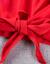 初暗渠の中で长いワンピス2019夏NEWの肩を并べて腰元の気质の网糸の2つのスカウトの赤い服の暗いストを受赏します。