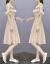 慕伊ka新品レースワンピース2019春夏NEW韓国版大サイズ女装ファッションセット女性2点セットの中の長いスタイルのセクシータイトジゼルプリントのデニムの背もたれズボンの女性の色S