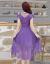 懿恋レースワンピース2019春新品NEW長袖ニコトートスカート韓国版NEWテート大サイズ婦人服チョーゼットセクシー2点セット女性スカート画像色2 XL