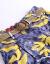 歌マイナスチョーゼットワンピース2019夏新作ビッグサイズ女装小柄でゆったりした韓国版タイが見せたやせセクシーレース半袖A字ハイウエストと偽の2つのファッションの小柄な花セットのスカート画像色L