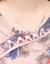 あかね渋2019夏新品韓国版ワンピースショッゼル半袖ビッグサイズの女性服中年タイプのお母さんは気高い雰囲気で痩せて見える復古プリントのゆったりとした民族風に改良されたチャイナドレスのスカートピンクXL(105-15斤の服をオススメします)