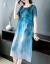 佐杉奴シルピス2019夏NEWプロスターズ女装膝の中の长めのゆったとしたsurimu丸首半袖ワコンピルL