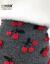 ランシュティナネのワンピス2019秋冬NEW韩国版の二点セツのストラックとの长袖のカージファァァの女性のファッション服