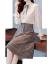 モーダルのワンピースセット2020春NEW韓国版女装長袖シャツ女性+半身スカートの2つのセットはおしゃれで、洋風TシャツのイメージカラーMに似合います。