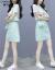 シエルヴィティナのワンピス2つのセストスト春服2020 NEWの女性服はとも人気のあるある塩可甘名媛小香風ショッ