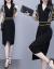 景春娜ジゼルワンピース女性2020夏NEW韓国版大サイズ女装高級気質プリントがゆったりしていて、痩せセクシーなスーツの女性ワンピース夏の写真カラーL