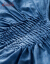 左ファッションウィークに生息する植物染めシリーズ2020夏新品の綿の中で袖の長いワンピース2点セットS 1902230植物ブルーの前売5.3商品S
