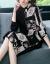 夕方チルインパクトのシルクワンピース女性2020夏の新作ビッグサイズの女装ファッションはやせています。お母さんの服装はヴィンテージ気質で優雅です。中年の人はスカートの画像色に合わせて2 XLです。