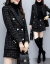 佳糸茗ワンピース2020秋冬の女装ファッションチェックセット女性冬服NEW長袖でレディススカートのファッション気質があらわれます。スカートの色は正しいサイズを選んでください。