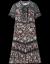 Dnoratico達衣岩2019 NEWジフェンスカートフレンチプリント小衆キキョウスカートのウエストを収めたワンピースが隠れている赤いS